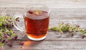 Как пить чай из чабреца?