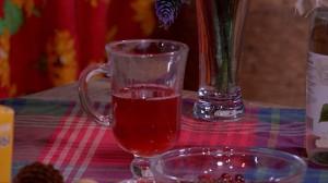 Брусничный сок – для укрепления лёгких